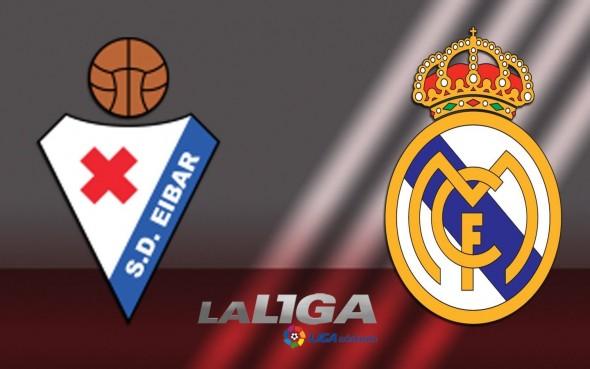 اهداف مباراة ريال مدريد وايبار 3-0 الدوري الاسباني 22-10-2017