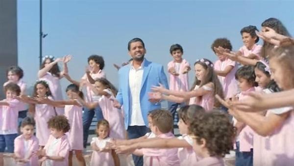 رسمنالك يهدي الجسمي لـ مصر